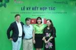 Lần đầu tiên ra mắt thương hiệu Thảo dược châu Âu tại Việt Nam