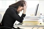 Nghiên cứu mới: Làm việc quá 39h/tuần dễ bị rối loạn tâm thần