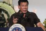 Những phát ngôn 'gây sốc' của Tổng thống Philippines