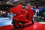 Chiêm ngưỡng loạt xe Vespa giá gần nửa tỷ xôn xao thị trường Việt