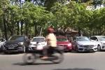 Dẹp 'cướp' vỉa hè ở TP.HCM: Dân băn khoăn vì thiếu bãi đậu xe