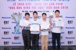 Hai nhóm học sinh Việt Nam tranh tài cuộc thi phim ngắn quốc tế 2017