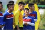 U20 Việt Nam tập thả lỏng, thư giãn tinh thần trước giờ chốt quân