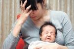 Giật mình số phụ nữ Việt trầm cảm sau sinh