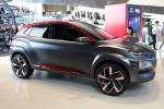 Chiêm ngưỡng Hyundai KONA phiên bản người sắt đẹp khó cưỡng