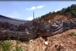 Cận cảnh nhà máy xử lý rác thải cho Formosa khiến dân phải bỏ đi - ảnh 2