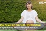 7 lời khuyên giúp mẹ bầu nhẹ nhàng vượt qua ngày nắng nóng 40°C