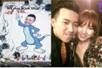 Hari Won bí mật tổ chức sinh nhật gây bất ngờ cho Trấn Thành