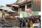 Cháy chợ Sơn ở Hà Tĩnh: Hàng trăm tiểu thương đề nghị xây chợ tạm kinh doanh