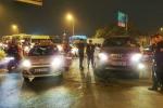 Thô lỗ với cảnh sát, lái xe của Thanh tra Bộ LĐTB&XH bị tạm giữ
