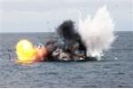 Bình gas tàu cá phát nổ, 1 người mất tích, 11 người bỏng nặng