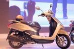 Thu hồi xe máy Yamaha Acruzo-2TD1 vì rung giật