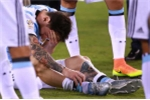 Messi khóc nức nở, buộc tội bản thân khiến Argentina bại trận