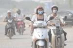 Hôm nay, không khí Hà Nội đạt 'báo động đỏ'