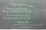 Nữ sinh 9X viết chữ đẹp như in