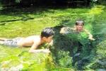 Thấy người chìm dưới nước, 4 em nhỏ lao xuống cứu