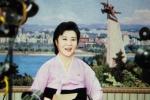Chân dung nữ MC truyền hình Triều Tiên có 'giọng đọc như đại bác'