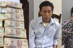 Hai người vận chuyển gần 500 triệu đồng tiền giả sa lưới