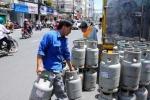 Giá gas tiếp tục giảm 8.000 đồng một bình