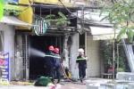 Clip: Ngáo đá xông vào cửa hàng gas châm lửa tự tử