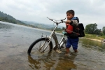 Cuộc sống của học sinh nội trú vùng biên giới miền Trung