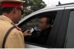Bộ trưởng Thăng: Chưa thu xe với tài xế say xỉn