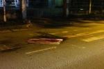 Va chạm xe buýt, nam thanh niên chết thảm