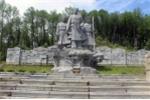 Cận cảnh tượng đài 30 tỉ hoang lạnh xây 6 năm chưa xong