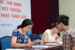 Xét tuyển ĐH, CĐ 2015: Nộp hồ sơ vào đại học top giữa tăng mạnh