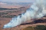 Hiện trường vụ máy bay Nga bị không quân Thổ Nhĩ Kỳ bắn rơi