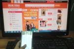 Dân văn phòng sôi sục săn hàng giảm giá ngày Online Friday