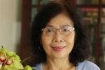 Nữ giáo sư Việt từng được đề cử giải Nobel hòa bình
