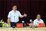 Không 'lôi kéo' được Samsung đầu tư, lãnh đạo KCN cao TP HCM bị Bí thư Thăng chất vấn