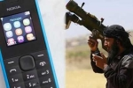 Vì sao IS thích điện thoại Nokia 105?