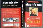 Ông Dương Trung Quốc gay gắt nói về sách Đặng Tiểu Bình ở Việt Nam