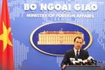 Phản đối Đài Loan đưa trái phép phóng viên ra đảo Ba Bình