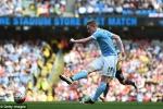 Trực tiếp Manchester City vs Arsenal: Ozil vắng mặt, Arsenal mơ thứ nhì