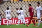 Thua đậm U16 Iran, U16 Việt Nam mất vé dự World Cup U17
