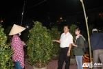 Đêm 30 Tết: 'Hoa cười người khóc' tại vùng rốn lũ Bình Định