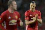 Zlatan Ibrahimovic là đội phó mới của Manchester United
