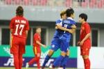Trọng tài mắc lỗi, Việt Nam thua oan Thái Lan ở loạt luân lưu 11m