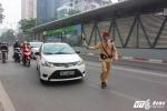 Tước giấy phép 6 tài xế ngang nhiên lấn làn buýt nhanh BRT