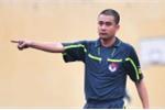 Trọng tài Nguyễn Trọng Thư kêu gọi VFF giảm án cho cầu thủ Long An