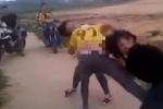 Nữ sinh lớp 9 đánh nhau, đòi lột đồ bạn ở Thanh Hoá