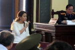 Xét xử đại án 9.000 tỷ đồng: Bị đề nghị cấm xuất cảnh, bà Trần Ngọc Bích nói gì?