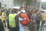 Trung Quốc: Say rượu, cầm rìu đi 'trả thù xã hội' làm 7 bé gái bị thương