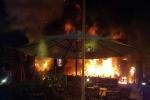 Cháy lớn ở buổi chiếu ra mắt Kong: Skull Island