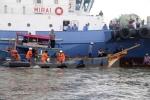 Va chạm giữa tàu hàng và sà lan ở Vũng Tàu: Đã tìm thấy thi thể nữ thuyền trưởng