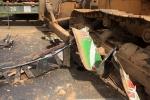 Tai nạn thảm khốc 5 người chết ở Bình Đinh: Thủ phạm là máy ủi cồng kềnh