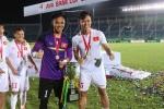 Ghi 3 bàn trong hiệp phụ, tuyển Việt Nam vô địch cúp Tứ hùng